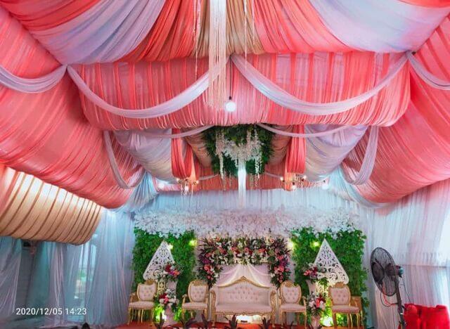 Beberapa Tips Memilih Warna Tenda Pernikahan