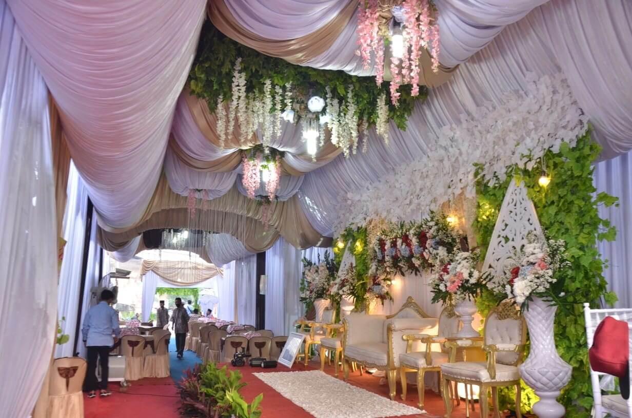 Sewa Tenda Pernikahan di Bekasi