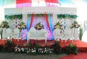 Tenda Pernikahan 10