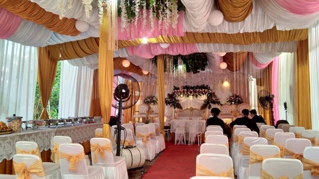 Tenda Pernikahan 4