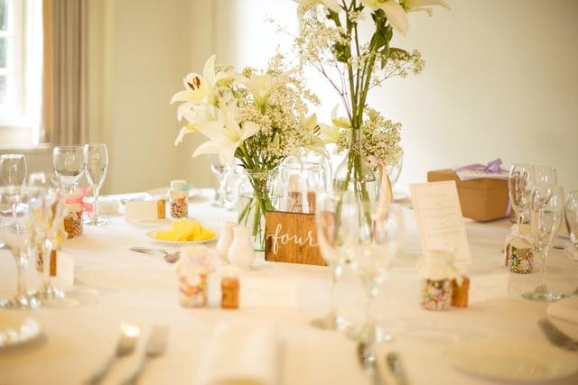 Daftar Perlengkapan Catering Pernikahan