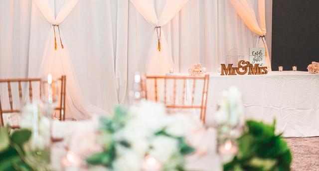 List Perlengkapan Catering Pernikahan